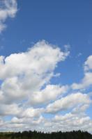 sky cloudy low