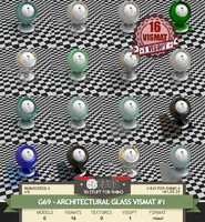 G69-ARCHITECTURAL GLASS VISMAT VOL #1