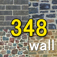 384 Rock Wall Textures