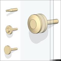 Point Fixing Bolt 01271se