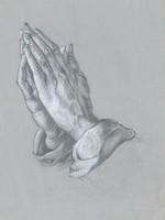 hands (by Albrecht Durer)