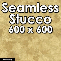 Stucco 010 - Seamless