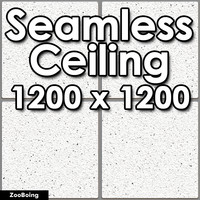 Ceiling 007 - 2x2 Grid