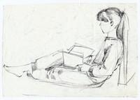 girl - sketch