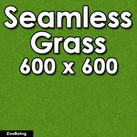 Grass 018 - Seamless Texture