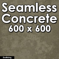 Concrete 006 - Seamless