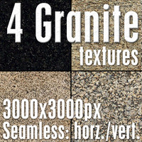 4 High Res Seamless Granite Textures Vol.02 part2