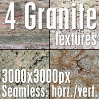 4 High Res Seamless Granite Textures Vol.02 Part5
