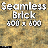 Brick 007 - Seamless