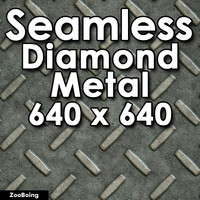 Metal 024 - Diamond Plate