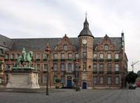 Duesseldorf city hall
