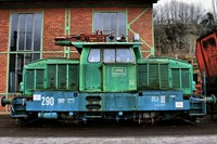 Electro locomotive 2