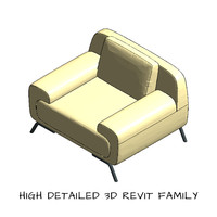 Exemplar Single Sofa