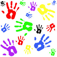 Kids Handprints