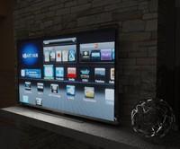 DUAL MOUNTING FLAT SCREEN TV