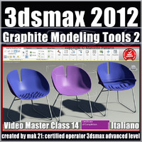 3dsmax 2012 Graphite Modeling Tools 2_v.14 italiano_Subscription