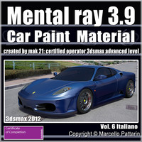 Mental Ray 3.9 In 3dsmax 2012 Vol.6 Subscription
