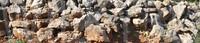 Panoramic Stone Wall