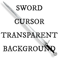 Swod Cursor, Transparent Backgound