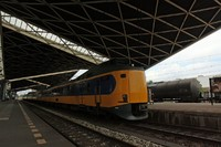 Tilburg train station