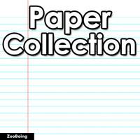 Set 003 - Paper Set