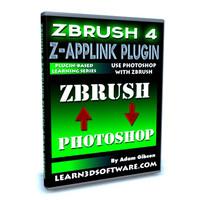 ZBrush 4 -ZAPP Link Plugin