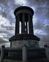 Calton Hill monument