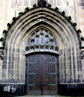 Church door 4
