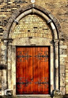 Church door 8