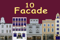 Facade collection 2