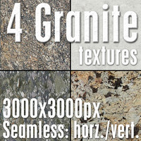 4 High Res Seamless Granite Textures Vol.01 part3