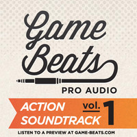 Gamebeats Pro Audio: Action SoundTrack Vol1