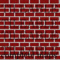brick texture maps