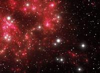 Space nebula 0706