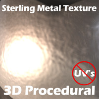 Sterling Metal Procedural Shader