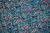 paisley pattern textile texture