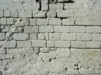 White wall set