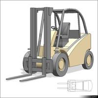 Forklift 01303se