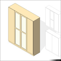 Cabinet Closet 01343se