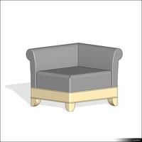 Sofa Corner 01357se