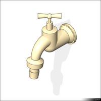 Faucet Garden 01365se