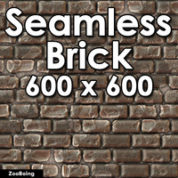 Brick 002 - Seamless
