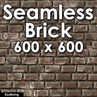 Brick 002 - Seamless