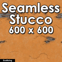Stucco 002 - Seamless