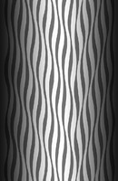 curves strips wall painting