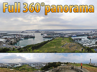 Fortress of St. Helier - 360° panorama