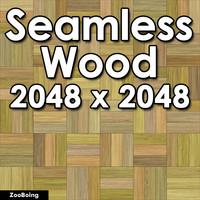 Wood 009 - Parquet Floor 2