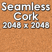 Cork Board - Seamless Texture