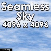 Sky 005 - Seamless Texture