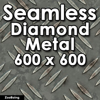 Metal 020 - Diamond Plate